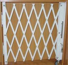 Folding grilles