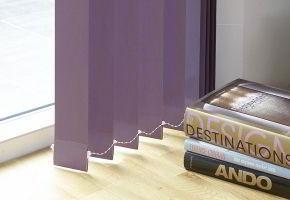 Vertikalios tekstilinės žaliuzės