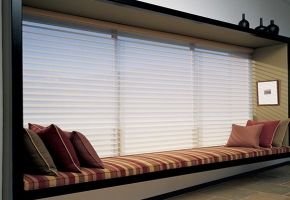 Roller blinds SILKUETTE