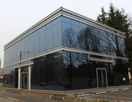 Modulinės pertvaros – šiuolaikiškame medicinos centre
