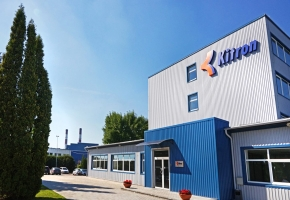 Three different DOMUS LUMINA products in the new premises of JSC Kitron