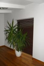 Medinės horizontalios žaliuzės