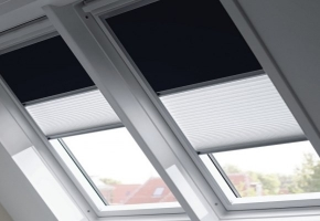VELUX duo blackout blind