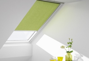 Coverings for VELUX windows