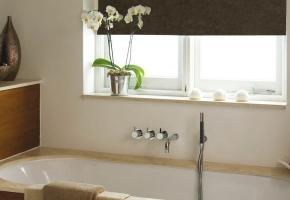 Labiausiai tinkami roletai voniai