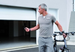 Somfy automatika garažo vartams