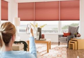 Automatiniai langų uždengimai - moderniems namams