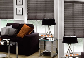 Pleated blinds PRESTIGE