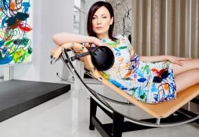 Naujoji autorinė mados dizainerės Agnės Kuzmickaitės langų uždengimų kolekcija