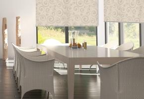 Renkamės virtuvės langų uždengimus