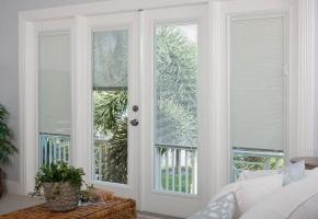 Langų uždengimas balkone - stilinga ir funkcionalu