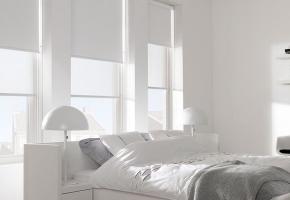 Geriausi langų uždengimai vakariniams langams