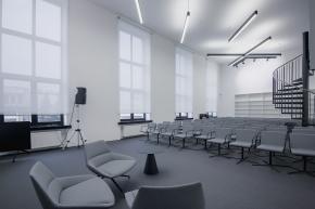 """""""Domus Lumina"""" specialistai prisidėjo prie M.Mažvydo bibliotekos renovavimo projekto"""