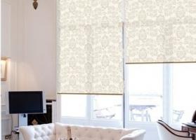 7 idėjos, kaip suteikti patalpai savitumo su foto roletais