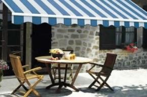 Markizės namų terasoje – pasirinkimo ir priežiūros ypatybės