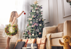 Kalėdinis interjeras: kas madinga šiais metais?