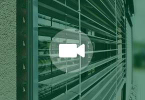 Automatinis fasado žaliuzių valdymas