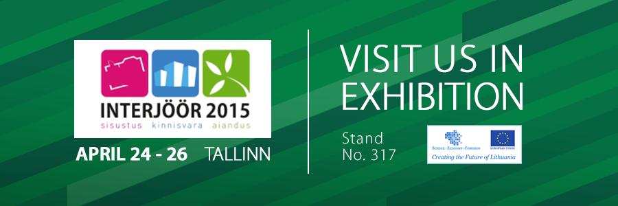 Exhibition Stand Invitation : News list domus lumina