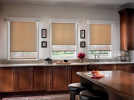 Double roller blinds DUO